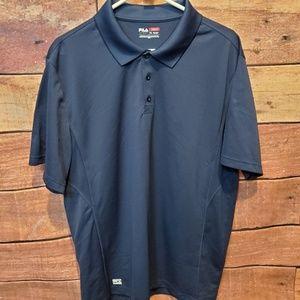 Men's Fila Golf Polo Shirt Size XL